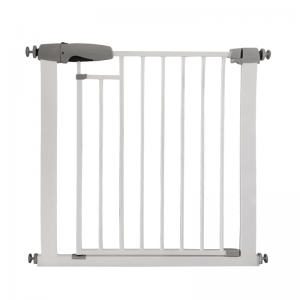 Callowesse Freedom Stair Gate – 76-83cm Auto-Close Magnetic Two-Lock System