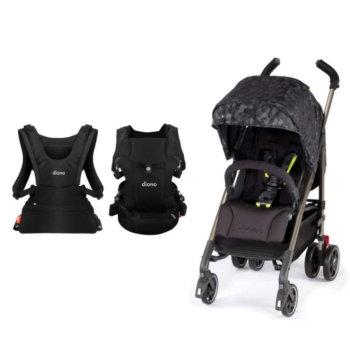 Diono Flexa Stroller + Carrier