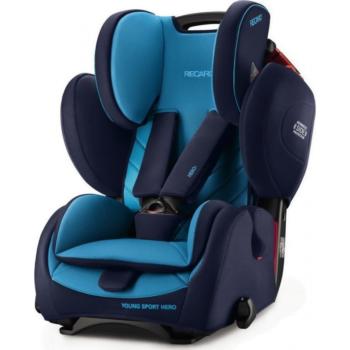 Recaro Young Sport Hero Zenon Blue Car Seat