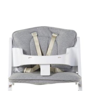Childhome Lambda Grow Chair Cushion Grey