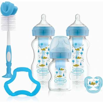 dr browns blue gift set