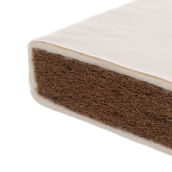 obaby natural coir woolen mattress