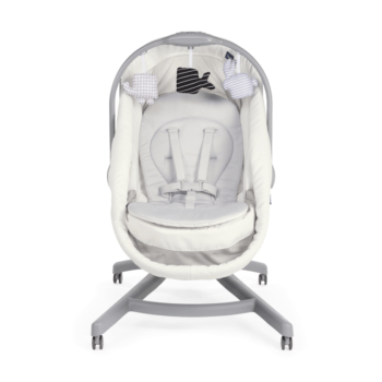 BABY HUG AIR - 4 IN 1 WHITE SNOW 8