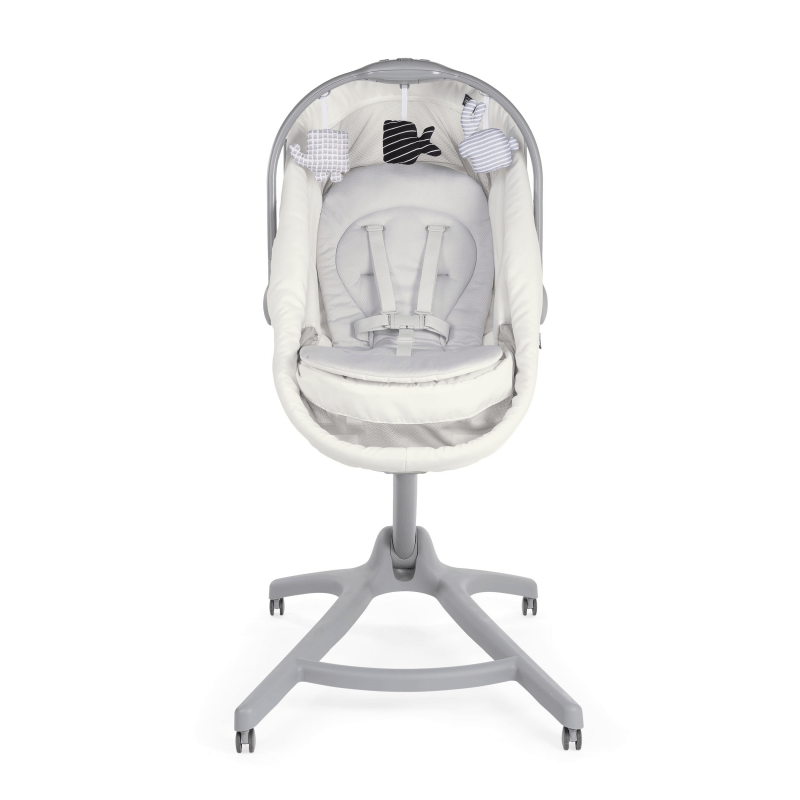 BABY HUG AIR - 4 IN 1 WHITE SNOW 7
