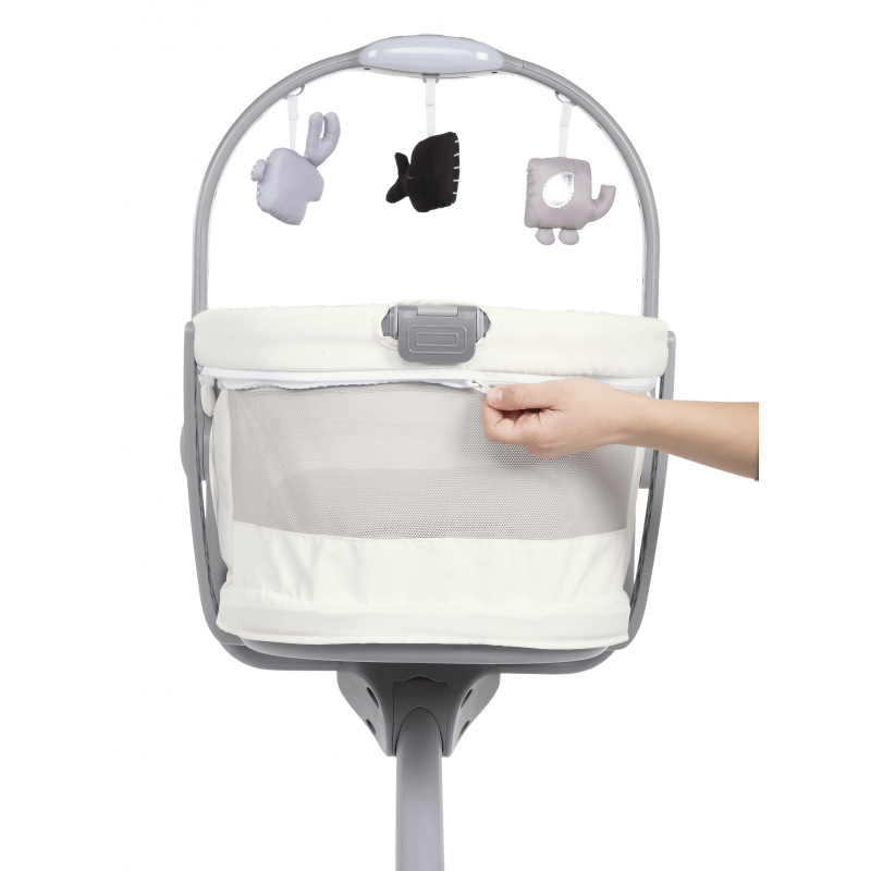 BABY HUG AIR - 4 IN 1 WHITE SNOW 6