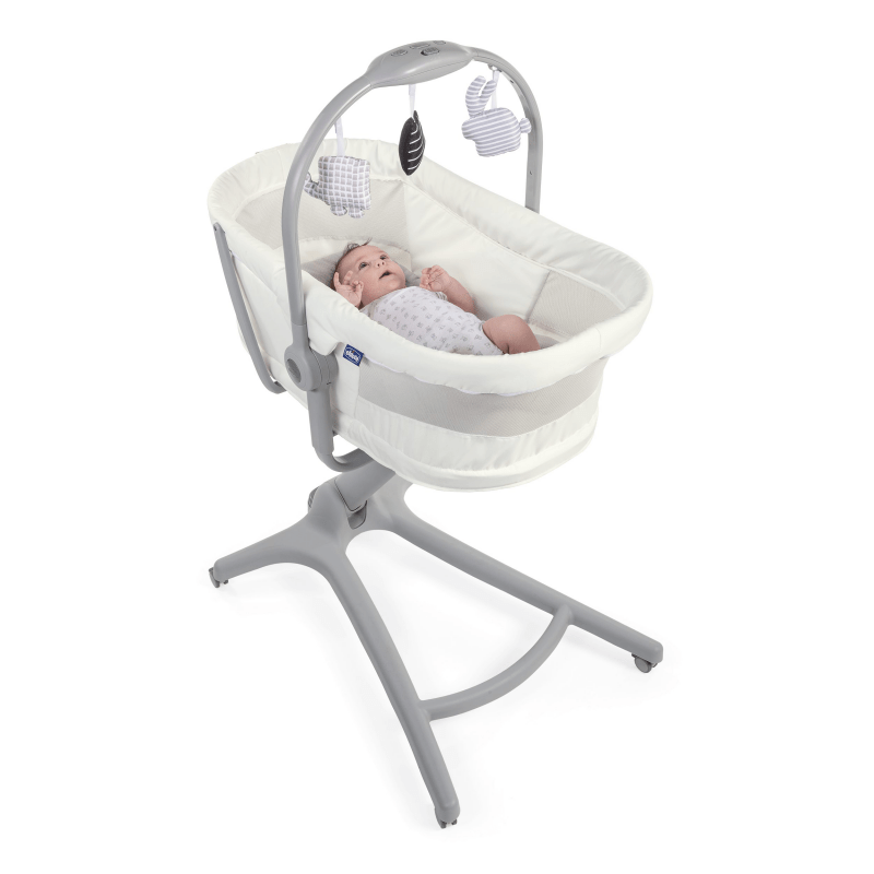 BABY HUG AIR - 4 IN 1 WHITE SNOW 4