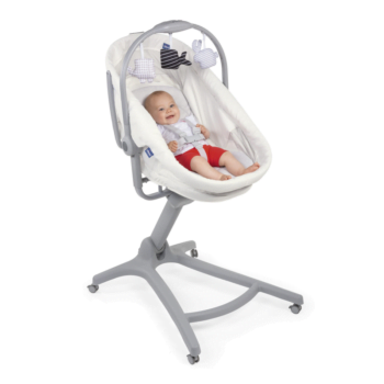 BABY HUG AIR - 4 IN 1 WHITE SNOW 3