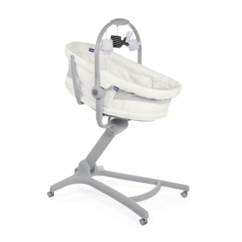BABY HUG AIR - 4 IN 1 WHITE SNOW 2
