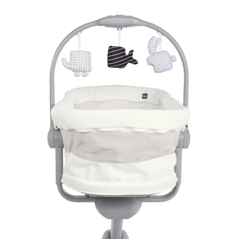 BABY HUG AIR - 4 IN 1 WHITE SNOW 14