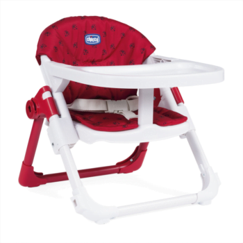 Chicco Chairy Booster Seat Ladybug