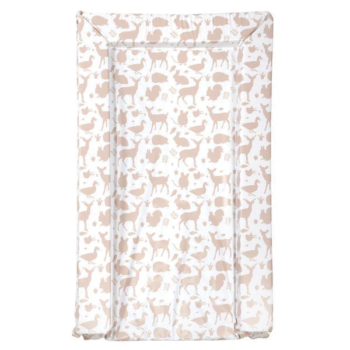 East Coast in the Woods Tan Changing Mat