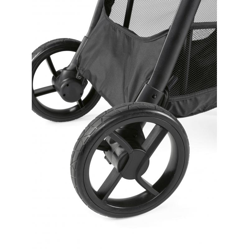 CHICCO Miinimo Black 2 stroller pure black 0-22kg