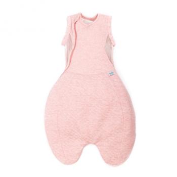 Purflo Swaddle To Sleep Pink