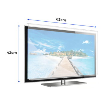"Anti-Glare-Screen-Protector - 25 - 26"""