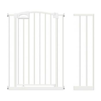 Callowesse Carusi White Narrow Baby Gate
