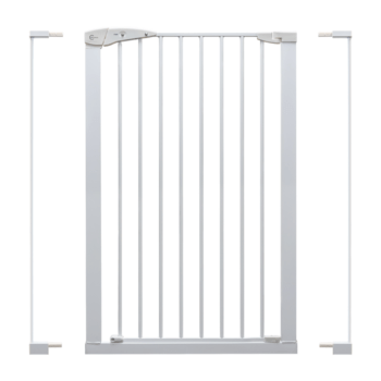 Callowesse Extra Tall White Pet Gate White