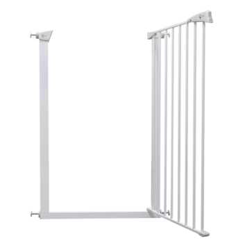 Callowesse Extra Tall Safety Gate White 3