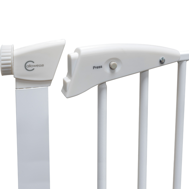 Callowesse Extra Tall Safety Gate White 4