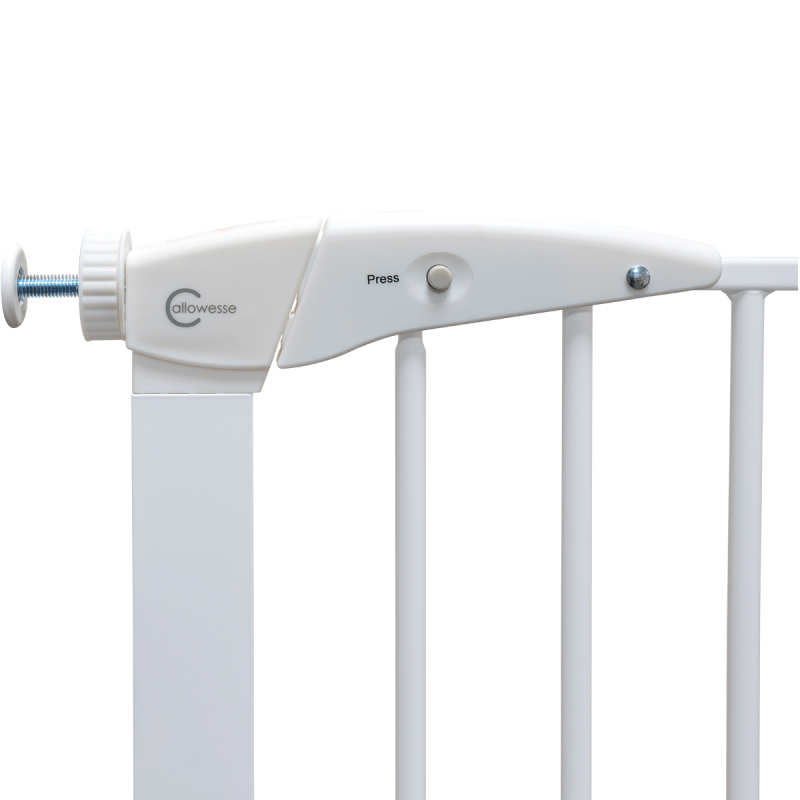 Callowesse Extra Tall Safety Gate White 5