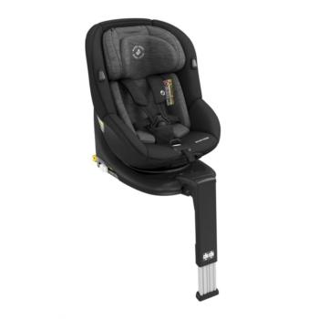 Mica Authentic Black Car Seat 2