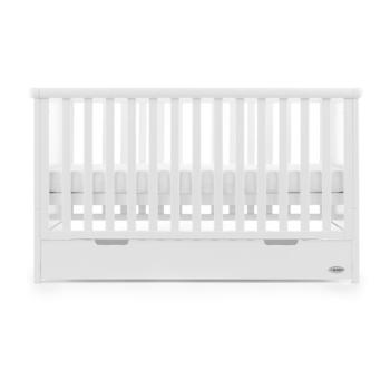 Obaby Belton Cot Bed White 3
