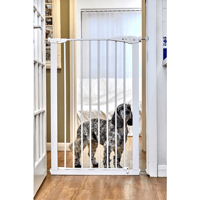 Callowesse Extra Tall Safety Gate White