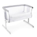 Chicco Next2Me Air Side-Sleeping Crib - Stone