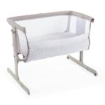 Chicco Next2Me Air Side-Sleeping Crib - Dark Beige