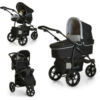 Hauck Viper SLX Trio Set 3 in 1 Travel System
