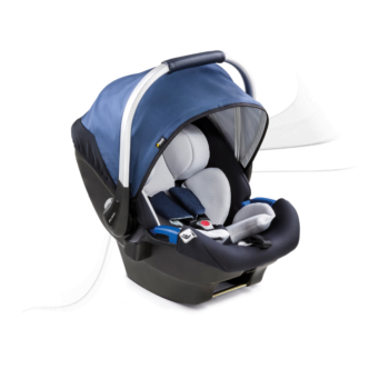 Hauck iPro Baby iSize Group 0+ Car Seat