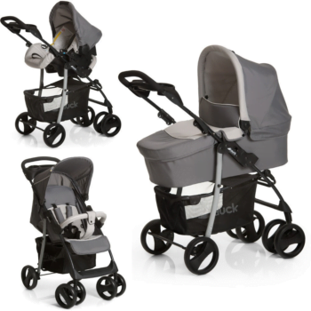 Hauck Shopper SLX Trio Set 3 in 1 Travel System