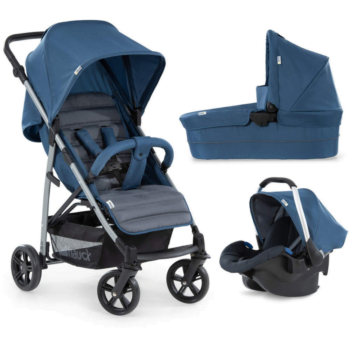 Hauck Rapid 4 Plus Trioset 3 in 1 Travel System