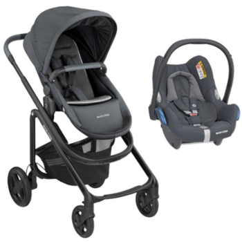 Lila CP Pushchair and CabrioFix