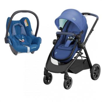 Zelia Essential Blue + CabrioFix