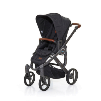 Pepper Pushchair Space Overview