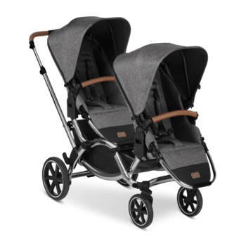 Zoom Double Tandem Pushchair Overview
