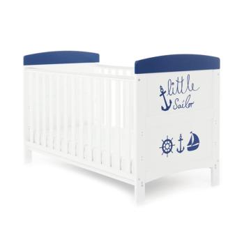 Grace inspire cot bed little sailor