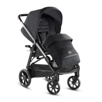 Inglesina Aptica 3-in-1 Travel System Mystic Black stroller