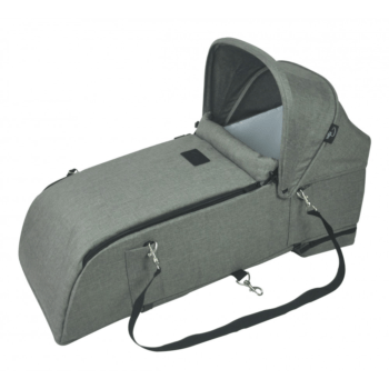 Roma Gemini Carrycot - Grey