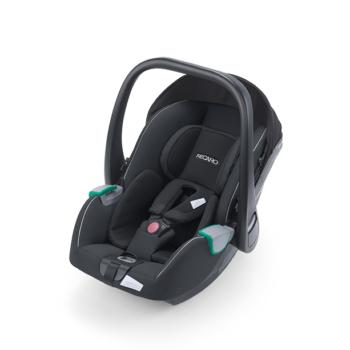 avan prime mat black infant carrier