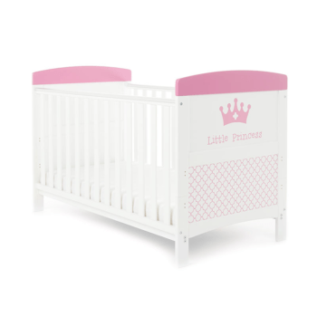 grace insprie cot bed little princess