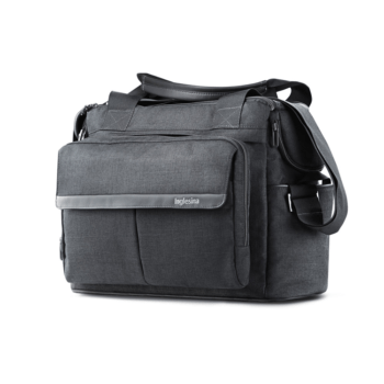 inglesina aptica dual bag mystic black