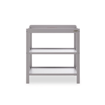 obaby open changing unit warm grey 2