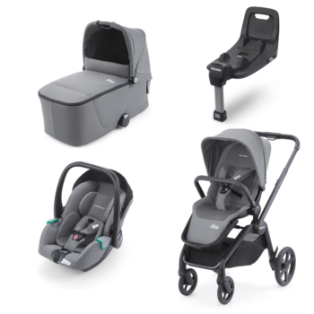 recaro celona travel system prime grey
