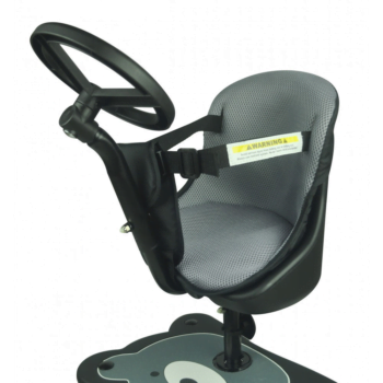 roma 4 rider buggy board seat side