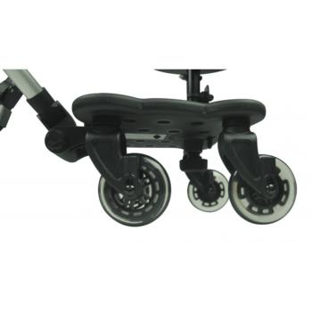 roma 4 rider buggy board wheels