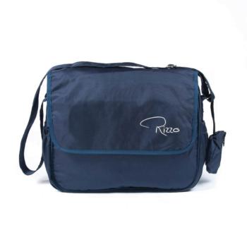 roma rizzo changing bag navy