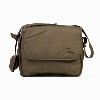 roma rizzo changing bag olive