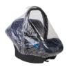 roma universal car seat rain cover front