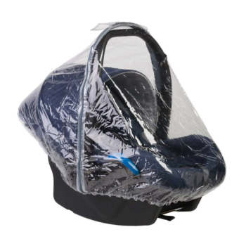 roma universal car seat rain cover front